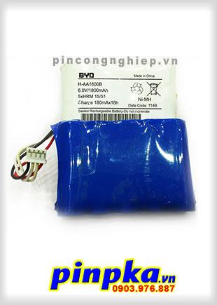 Thay Cell Pin Đồ Chơi Ni-MH 6v 1800mAh