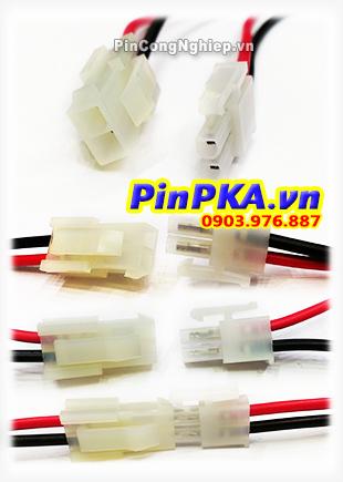Giắc Cắm Pin PLC PA-15, PA-16