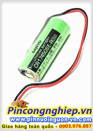 Pin Lithium PLC-CNC GE Fanuc A98L-0031-0012 2500mAh 3V