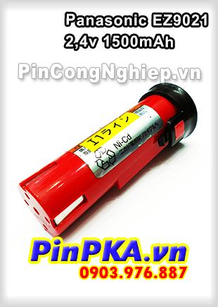 Thay cell Pin Máy Bắt Vít Panasonic EZ9021 2,4v 1500mAh