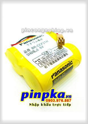 Pin Nuôi Nguồn PLC-CNC Lithium 6v Panasonic BR-CCF2TH 5000mAh