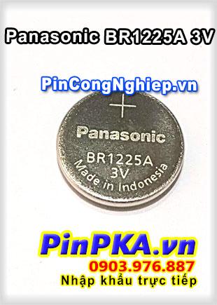 Pin Lithium PLC-CNC Panasonic BR1225A 3V