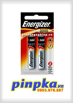 Pin Alkaline AAAA 1,5V Energizer E96BP-2 (USA)