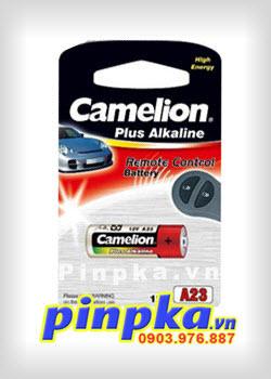 Pin Remote Cửa Cuốn 12V Camelion 23A