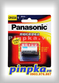 Pin Máy Ảnh Lithium 3V Panasonic CR123A