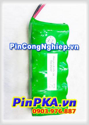 Pin đèn khẩn cấp 6v AA2500mAh