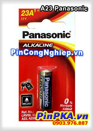Pin Remote Cửa Cuốn 12V Panasonic 23A