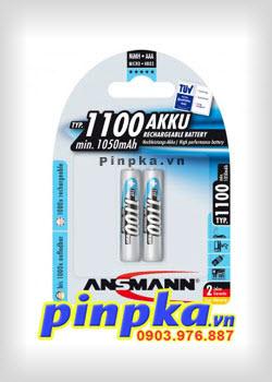 Pin Sạc AAA ANSMANN 1100mah-5035222