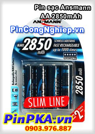 Pin sạc AA Ansmann 2850mAh BL4 - 5035212-US