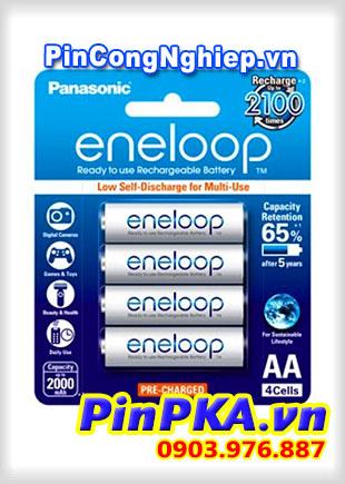 Pin sạc tiểu AA Panasonic Eneloop 2000mah