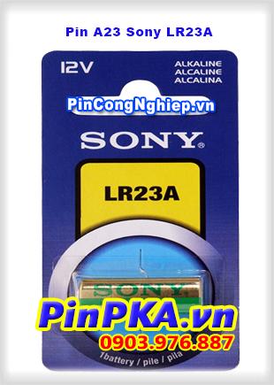 Pin A23 Sony LR23A 12V vỉ 1 viên