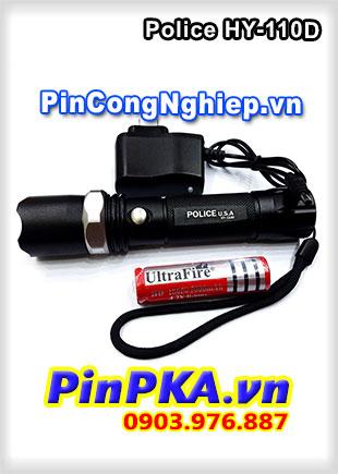 Đèn Pin Siêu Sáng Police HY-110D