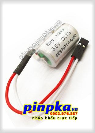 Pin Lithium PLC-CNC Siemens 6ES7971-1AA00 1200mAh 3,6V