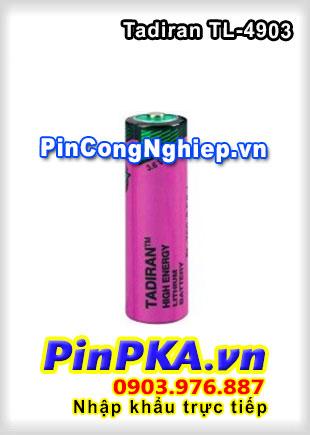 Pin công nghiệp Lithium Tadiran 3,6v TL-4903