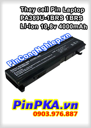 Thay Cell Pin Laptop 10,8v 4000mAh