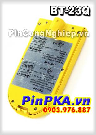 Thay cell Pin Máy Trắc Địa-Toàn Đạc TopCon BT-23Q