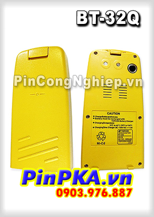 Thay cell Pin Máy Trắc Địa-Toàn Đạc TopCon BT-32Q
