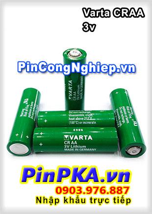 Pin công nghiệp Lithium Varta 3v CRAA