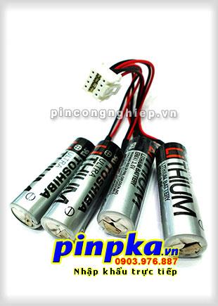 Pin Lithium PLC-CNC Yaskawa Motoman HW0470360-A 3,6V