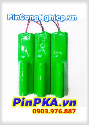 Pin đèn khẩn cấp 6V AA700mah