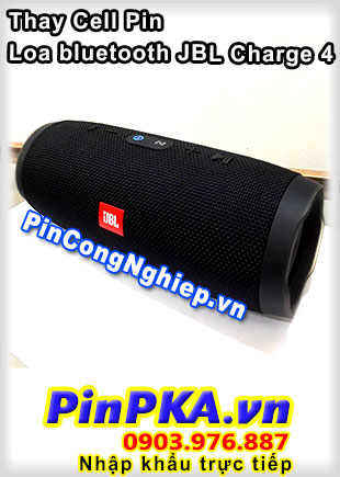 Thay Cell Pin Loa Bluetooth JBL Charge 4