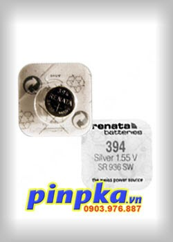 Pin Cúc Áo 1,55V Renata SR936SW-394