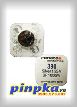 Pin Cúc Áo 1,55V Renata SR1130SW-390